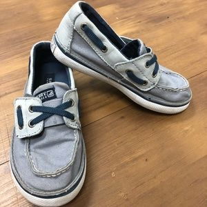 Sperry Top Sider Boys 10M